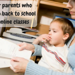 6 Tips For Parents Who Want To Take Online Classes