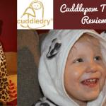 Cuddledry Cuddlepaw Toddler Bath Towel Review