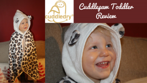 Cuddledry Cuddlepaw Toddler Bath Towel Review