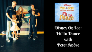Disney on Ice: Fit to Dance with Peter Andre