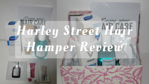 Harley Street Hair Hamper Review