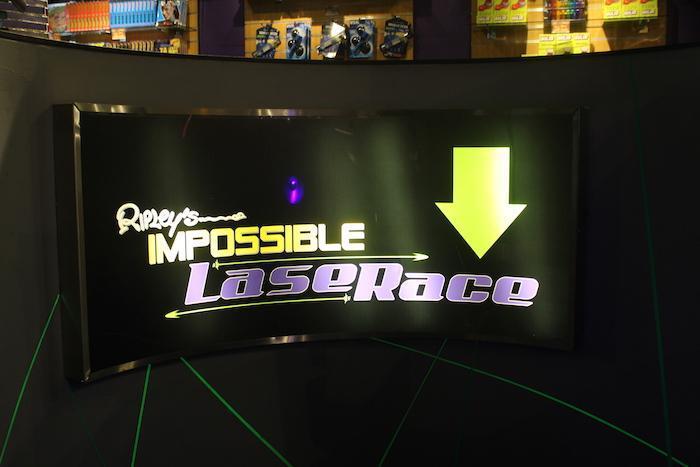 Laser Race