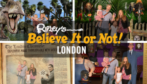 Ripley's Believe It or Not! London Family Day Out