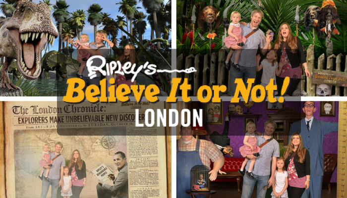 Ripley's Believe it or Not! FI