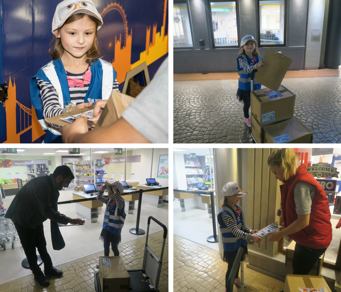 bella-working-at-storks-kidzania