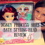 Disney Princess Ariel Bath Styling Head Review