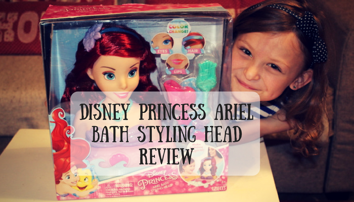disney-princess-ariel-bath-styling-head-review
