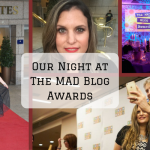 Our Night at The MAD Blog Awards