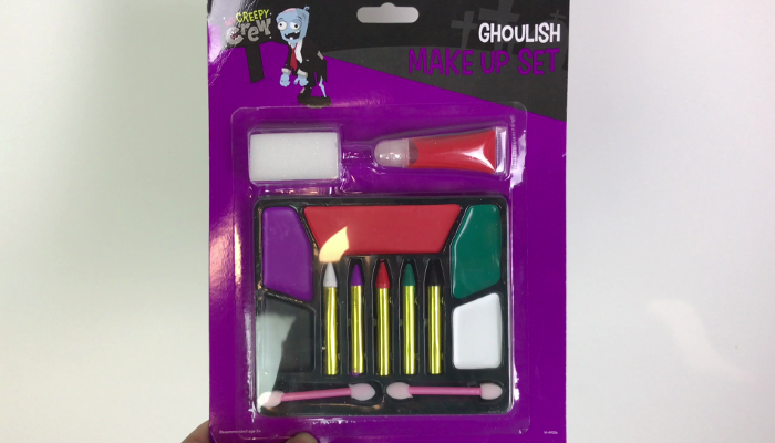 poundworld-ghoulish-makeup-set
