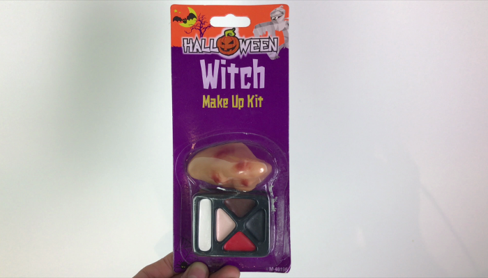 poundworld-witch-makup-kit