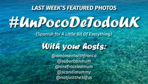 #UnPocoDeTodoUK – Featured Photos – 5th December 2016