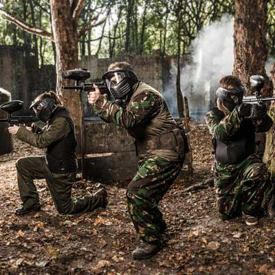 4 Reasons To Go Paintballing A Moment With Franca