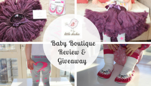 Little Chickie Baby Boutique Review & Giveaway
