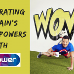 Celebrating Britain's Super Powers With npower