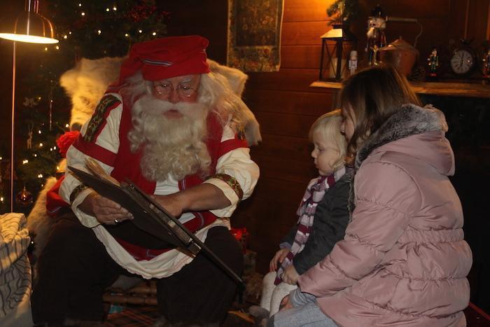 Visit Santa 1