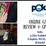 Poki: Online Games Review & Tablet Giveaway