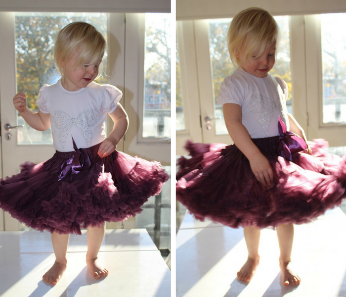 sienna-excited-with-her-new-tutu-skirt