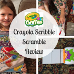 Crayola Scribble Scramble Review