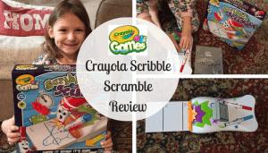 Crayola Scribble Scramble Review