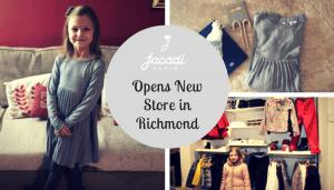 Jacadi Opens New Store in Richmond