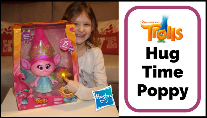 Hasbro Trolls Hug Time Poppy Review