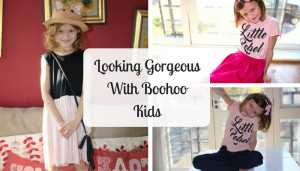 Looking Gorgeous With Boohoo Kids