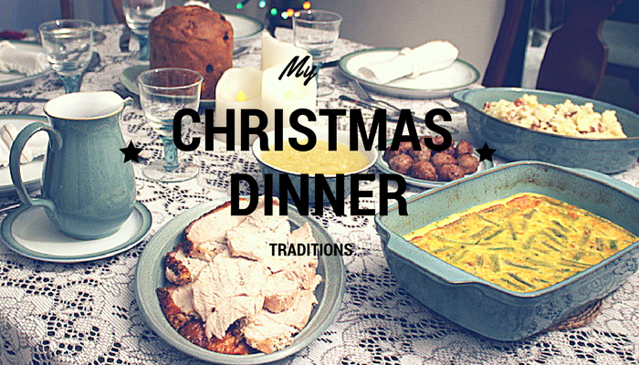 My Christmas Dinner traditions v2