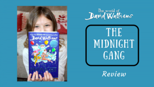 The Midnight Gang by David Walliams – Book Review