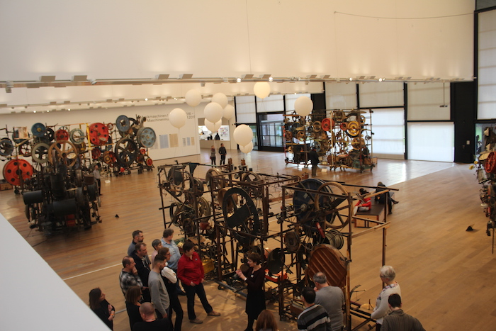 Tinguely Museum 3