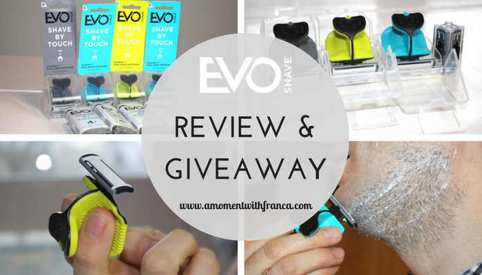 EvoShave Review & Giveaway