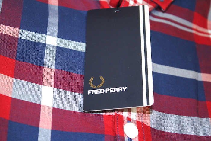 FRED PERRY SHIRT 2