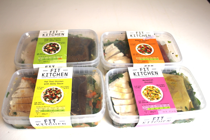 Fit Kitchen range