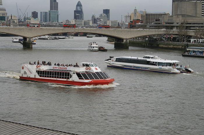 London Boat Trips