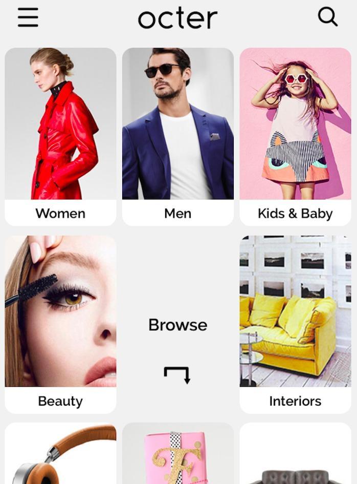 Octer App