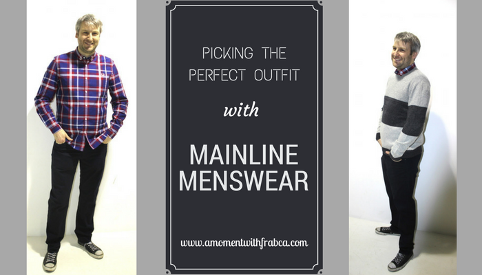 Picking the perfect outfit with Mainline Menswear v2