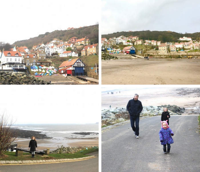Runswick Bay Beach in Ellerby