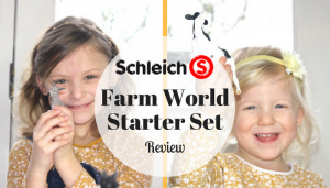 Schleich Farm World Starter Set Review
