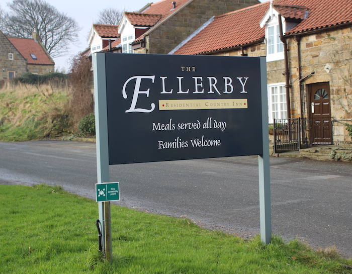 The Ellerby