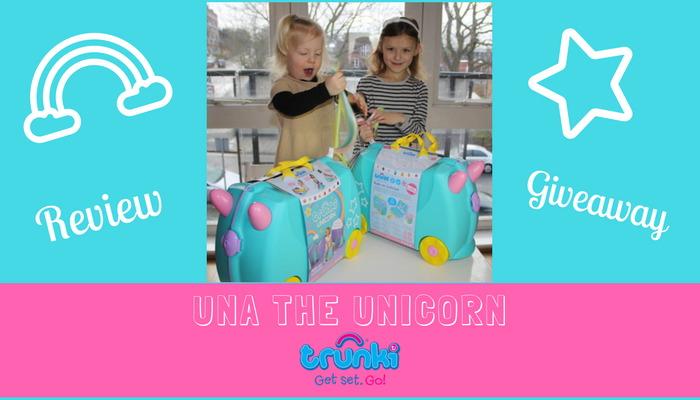 Una the Unicorn Trunki Review & Giveaway v2