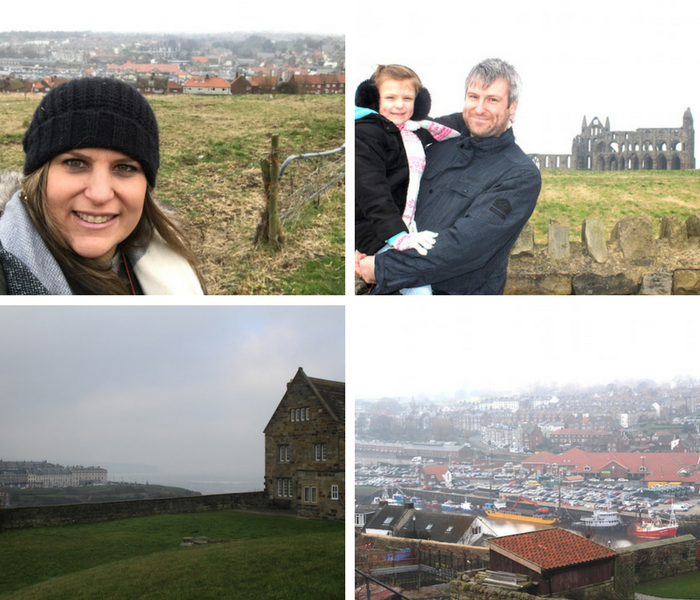 Views from Whitby Abbey