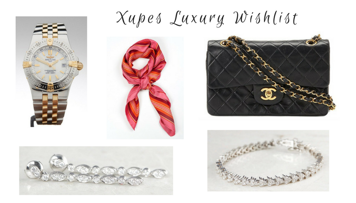 45b17cdf7a Xupes Luxury Wishlist • A Moment With Franca