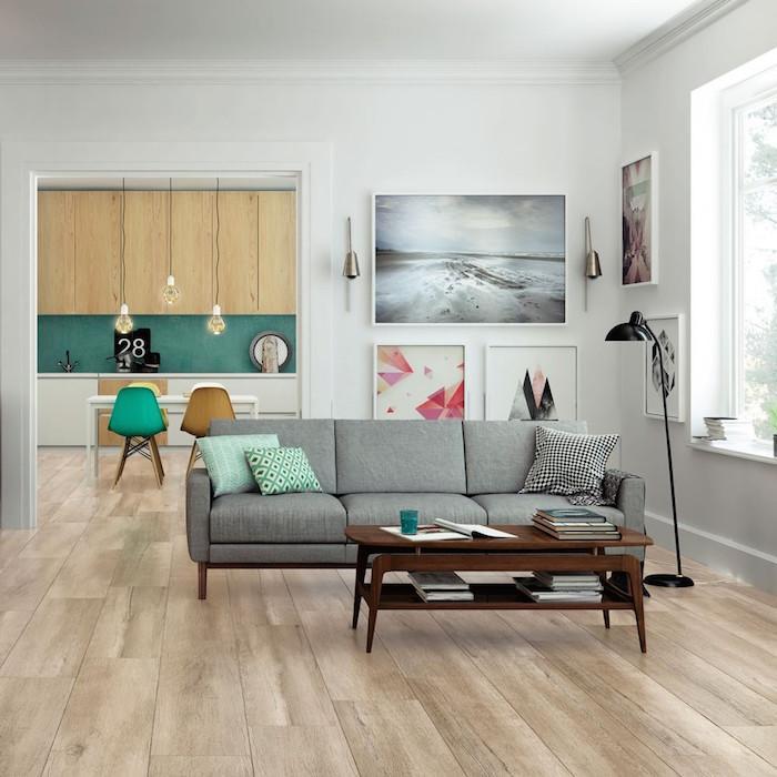 lagom wood plank tiles