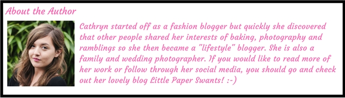 About the Author - Cathryn from Little Paper Swans v2