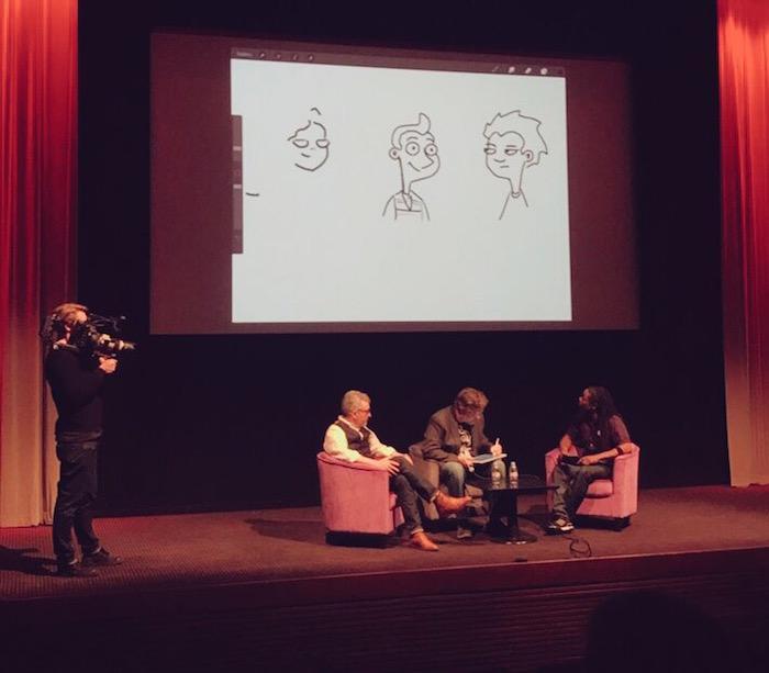 Animation session