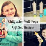 Chillfactor Pull Pops Gift Set Review