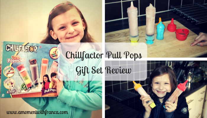 Chillfactor Pull Pops Review