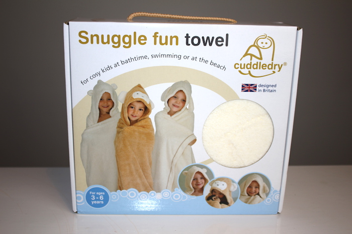 Cuddledry Snuggle Bunny Towel 1