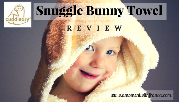 Cuddledry Snuggle Bunny Towel (1)