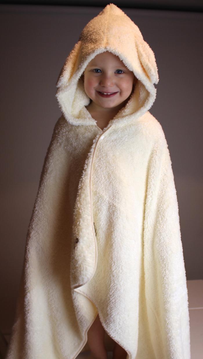 Cuddledry Snuggle Bunny Towel 2
