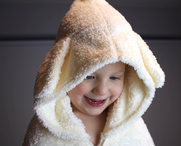 Cuddledry Snuggle Bunny Towel 3
